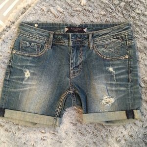Mid-Length Shorts. Never worn. Perfect condition!